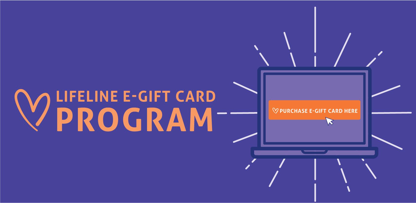 Lifeline e-Gift Card Program